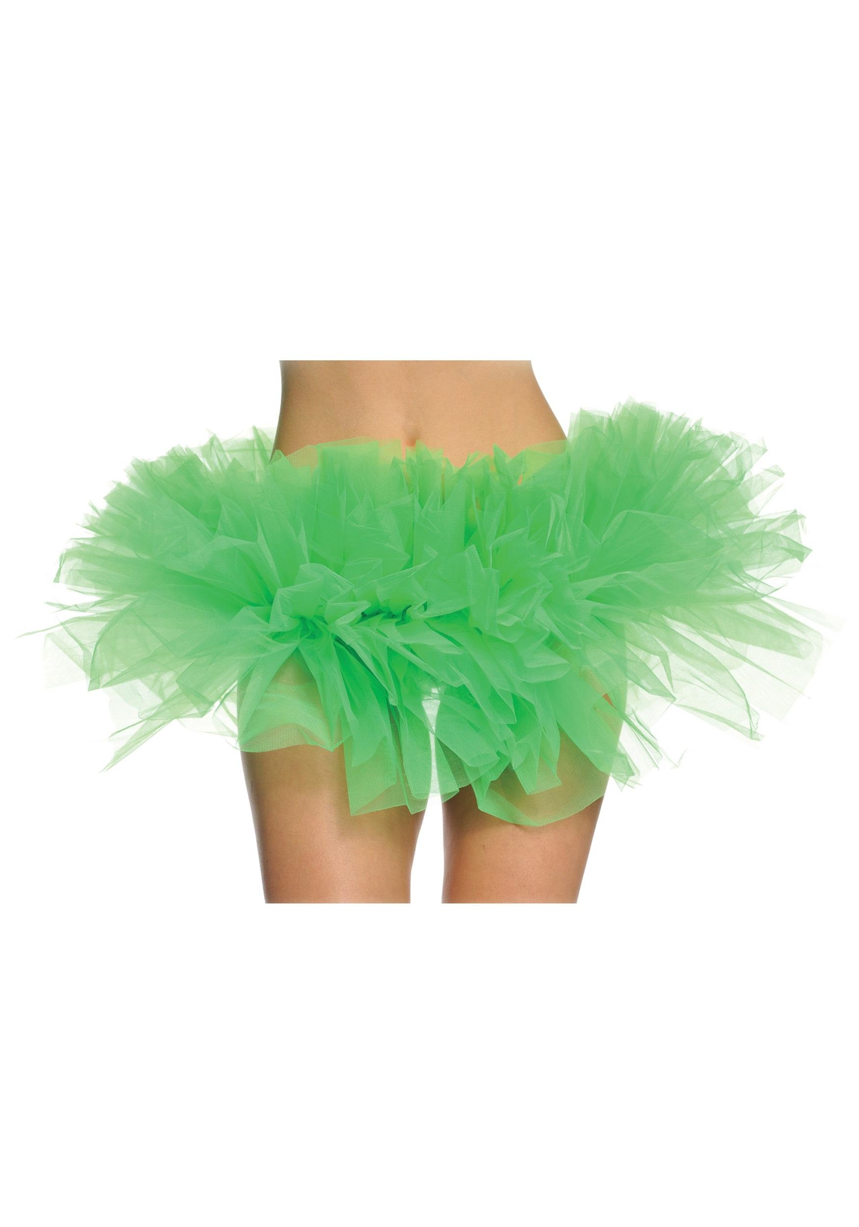 Women\u0027s Green Tutu
