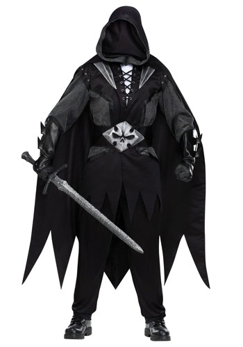 Mens Evil Knight Costume
