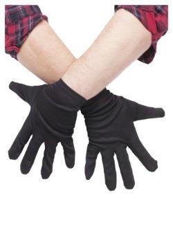 Plus Size Black Gloves
