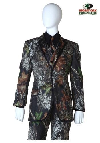 Mossy Oak Tuxedo Coat