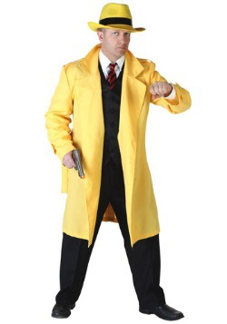 Yellow Jacket Detective Costume