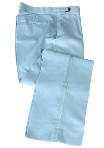 Blue Tuxedo Pants