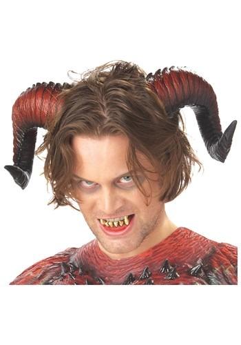 Devil Horns and Teeth