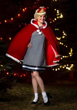 Women's Christmas Girl Costume