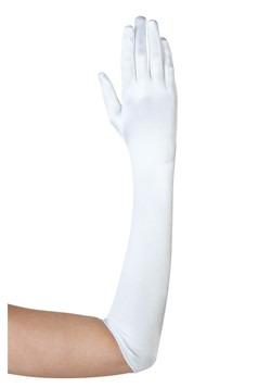 Plus White Gloves