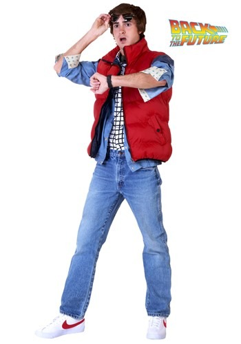 Back to the Future Marty McFly Costume Update1
