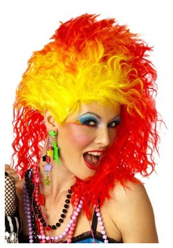 True Colors 80s Wig