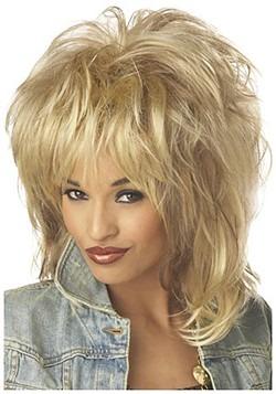 Rockin Soul Blonde Wig