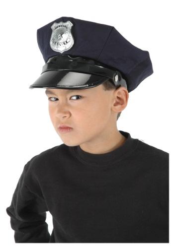Kid's Police Hat