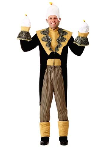 Adult Candlestick Costume