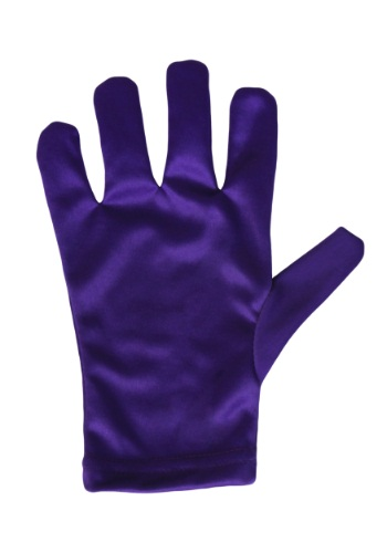 Purple Gloves