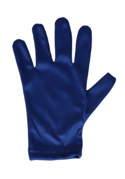 Child Blue Gloves