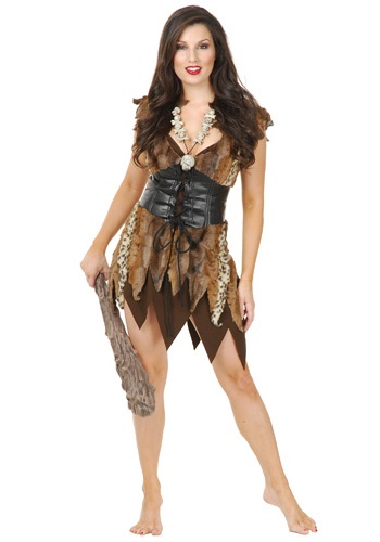 Sexy Cave Woman Costume