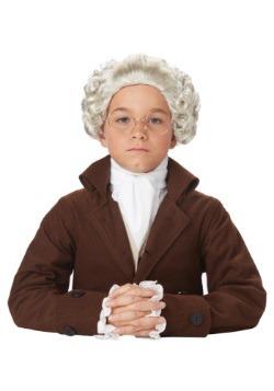 Child Colonial Peruke Wig