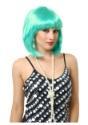 Short Bob Turquoise Wig
