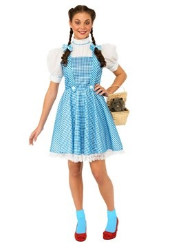 Womens Adult Dorothy Costume Update