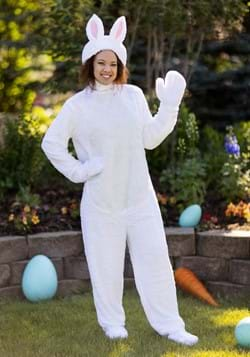 Adult White Bunny Costume