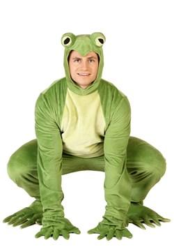 Adult Deluxe Frog Costume