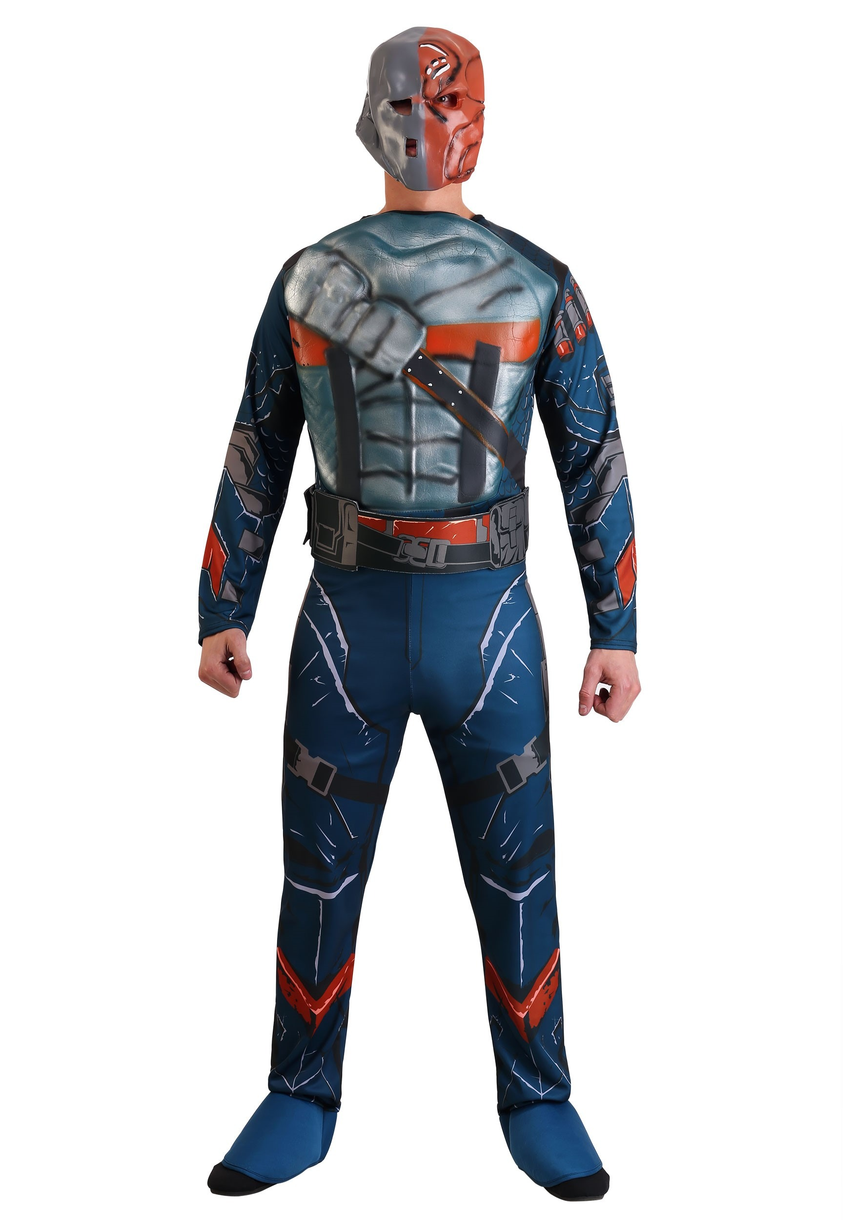 Deluxe The Tick Adult Mens Costume NEW