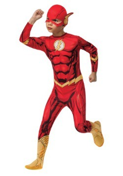 Classic the Flash Costume
