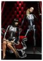 Womens Fever Skeleton Costume Fashion