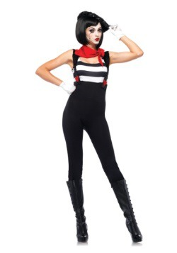 Marvelous Mime Adult Costume
