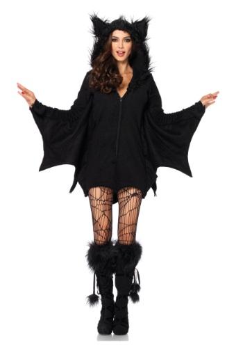 Cozy Bat Adult Costume