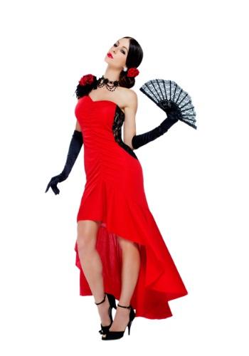 Womens Sizzling Senorita Costume