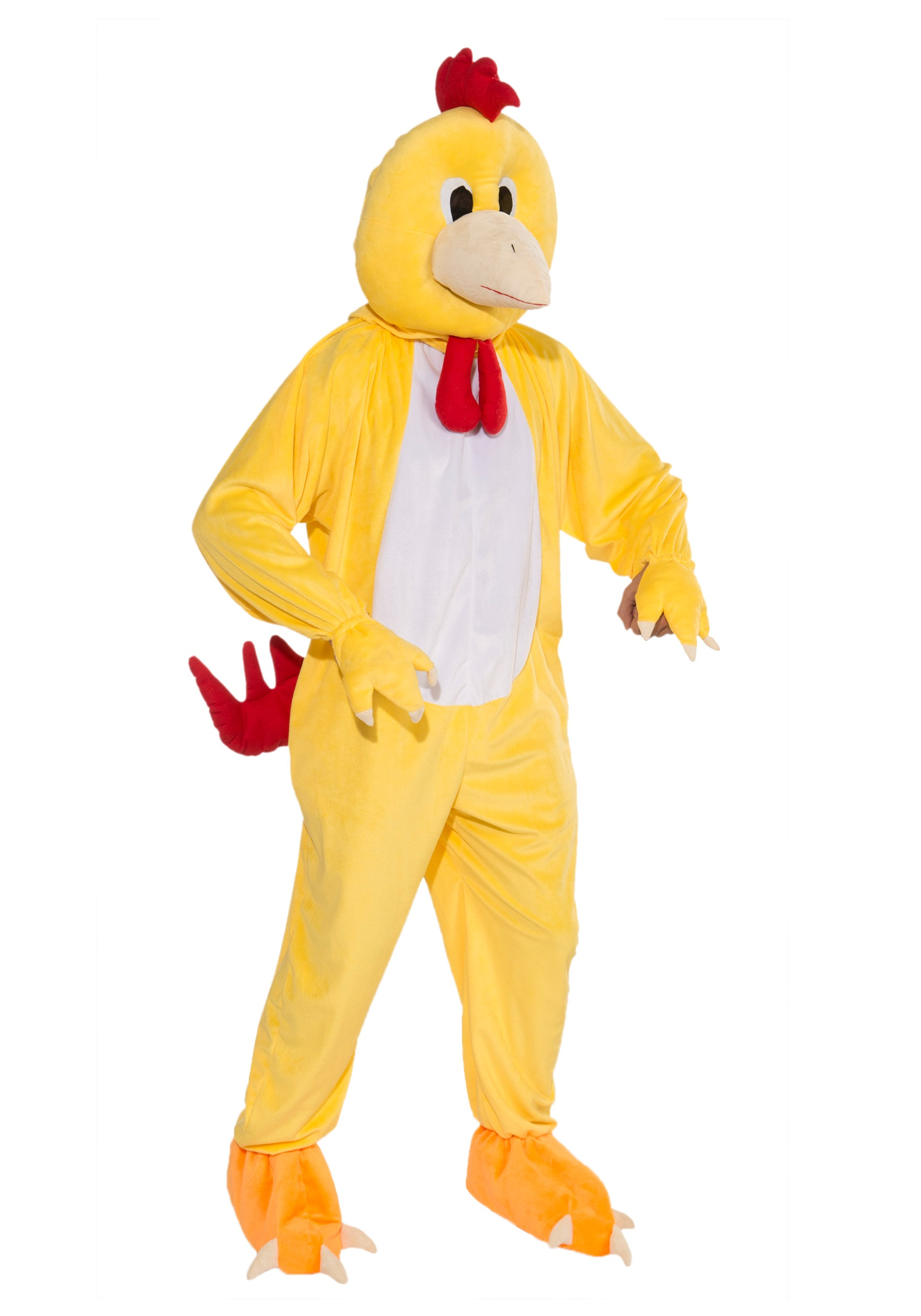 Promotional Chicken Mascot Costume 4d1eb8106d9