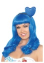 California Blue Candy Girl Adult Wig