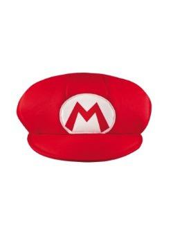 Mario Adult Hat
