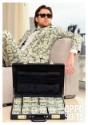 Mens Money Suit Briefcase