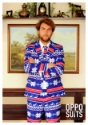Mens Christmas Sweater Suit Image 3