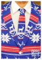 Mens Christmas Sweater Suit Image 4