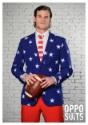 Mens Stars and Stripes Suit Alternate