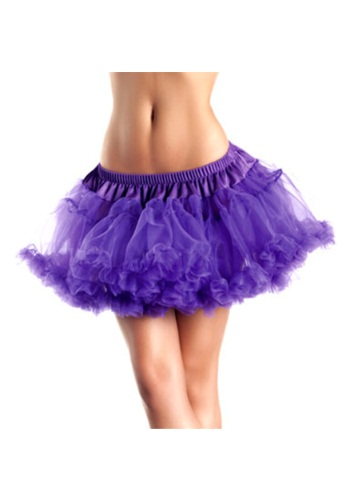 "12"" Purple 2-Layer Petticoat"