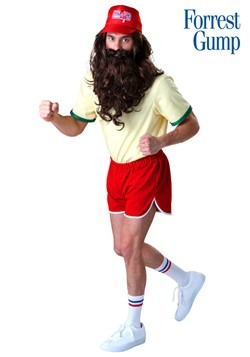 Running Forrest Gump Costume