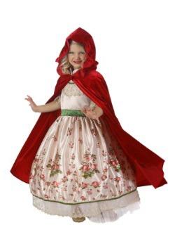 Vintage Red Riding Hood Set