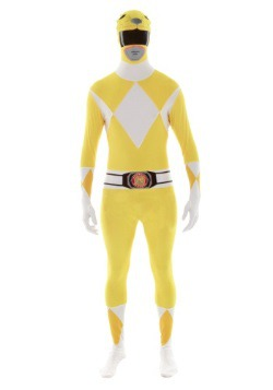 Power Rangers Yellow Ranger Morphsuit