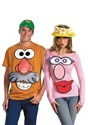 Mr. and Mrs. Potato Head Costume Kit