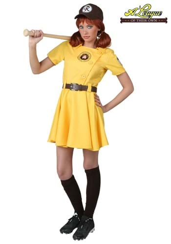 Womens A League of Their Own Kit Costume