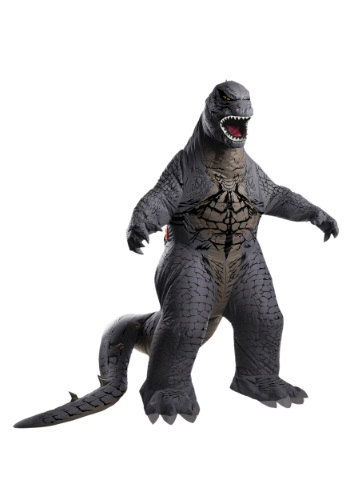 Deluxe Inflatable Adult Godzilla Costume