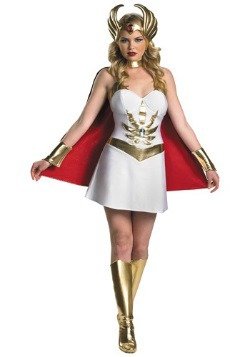 Adult She Ra Costume