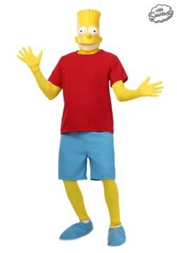 Adult Bart Simpson Costume