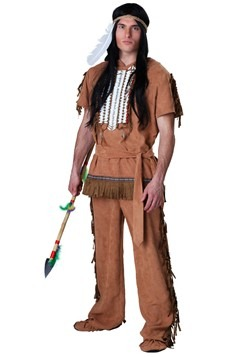 Native American Warrior Costume