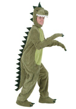 Plus Size T-Rex Costume