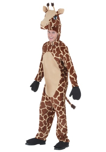 Plus Size Giraffe Costume