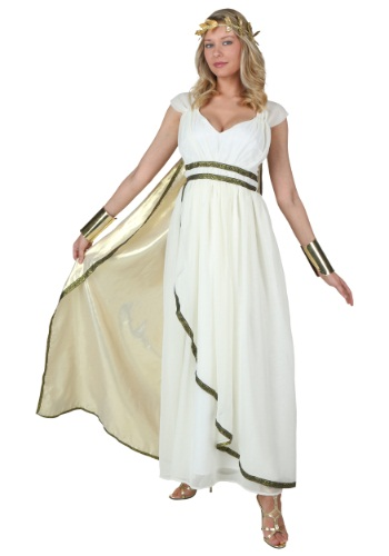 Plus Size Goddess Costume