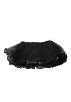 Infant/Toddler Black Sequin Tutu