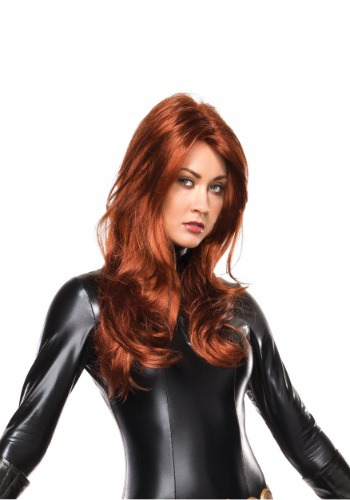 Deluxe Adult Black Widow Wig